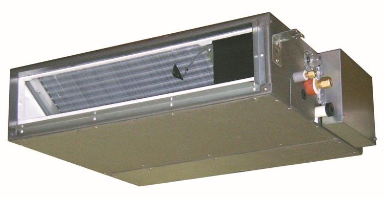 Afbeeldingen van S-45MM1E5B: Kanaalunit 20cm lage druk Eco-I 5,0 kW