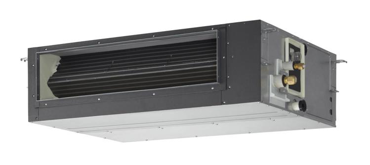 Image de S-73MF3E5B: Gainable HP hor/vert Eco-I 8,0 kW incl Nanoe-X