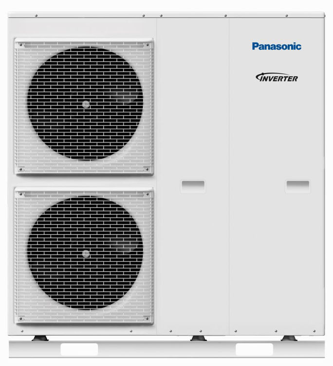 Afbeeldingen van WH-MXC09J3E8-W: Monobloc T-CAP R32 - 9kW/3F (incl CZ-TAW1)